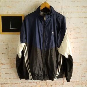 Vintage Adidas Windbreaker Size L